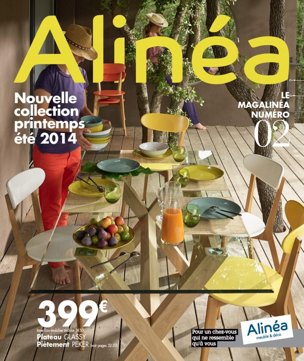 Catalogue Alinéa Printemps été 2014 Catalogue Az