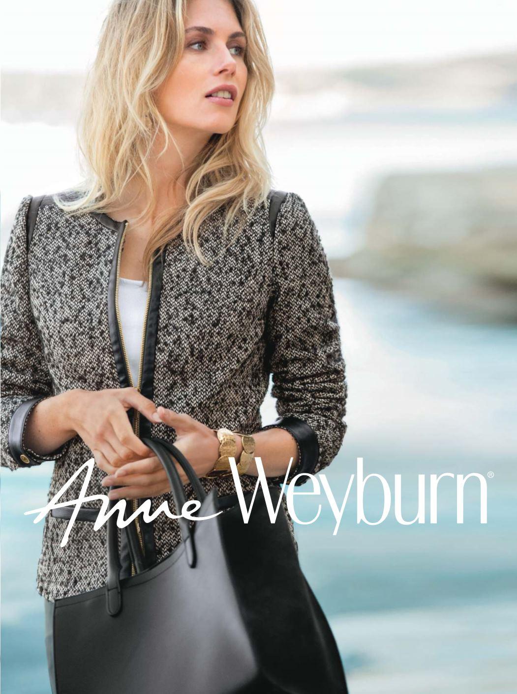 Anne weyburn catalogue automne hiver - La redoute catalogue automne hiver 2015 ...