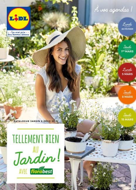 catalogue lidl jardin au 26 mars 2018 catalogue az - Lidl Jardin