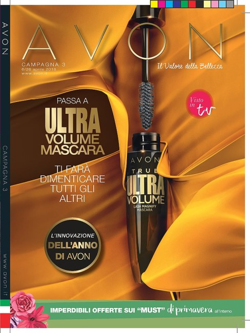 be4d646392 Catalogo Avon Campagna 3 2018 - Offerte 06 - 26 Aprile 2018