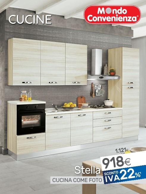 Volantino Mondo Convenienza Cucine 2018 - Volantino-AZ
