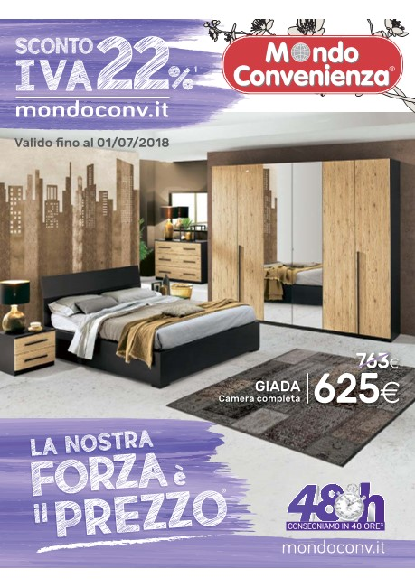 Mondo Convenienza Cucina City Quercia Naturale