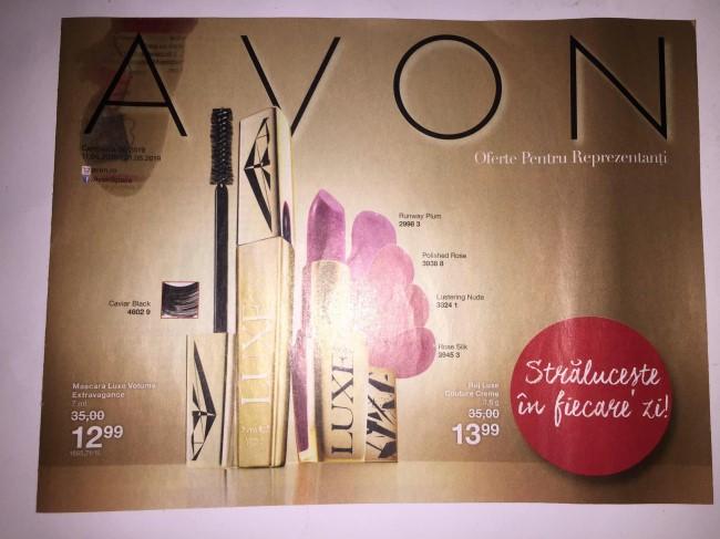 Catalog Avon Oferte Pentru Reprezentanti C6 2019 Catalog Az