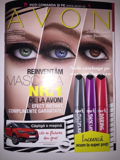 Catalog Avon Campania 7 2018 Brosura Avon C7 Catalog Az