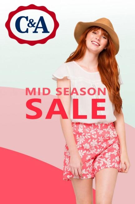 cumpărarea de noi calitate bună vânzare magazin de vânzare Catalog C&A MID Season Sale Dama 2018 - Catalog AZ