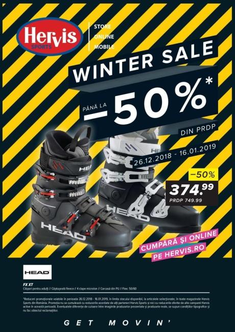 Catalog Hervis Sports 26 Decembrie - 16 Ianuarie 2019 - Catalog AZ 4250e59bd7